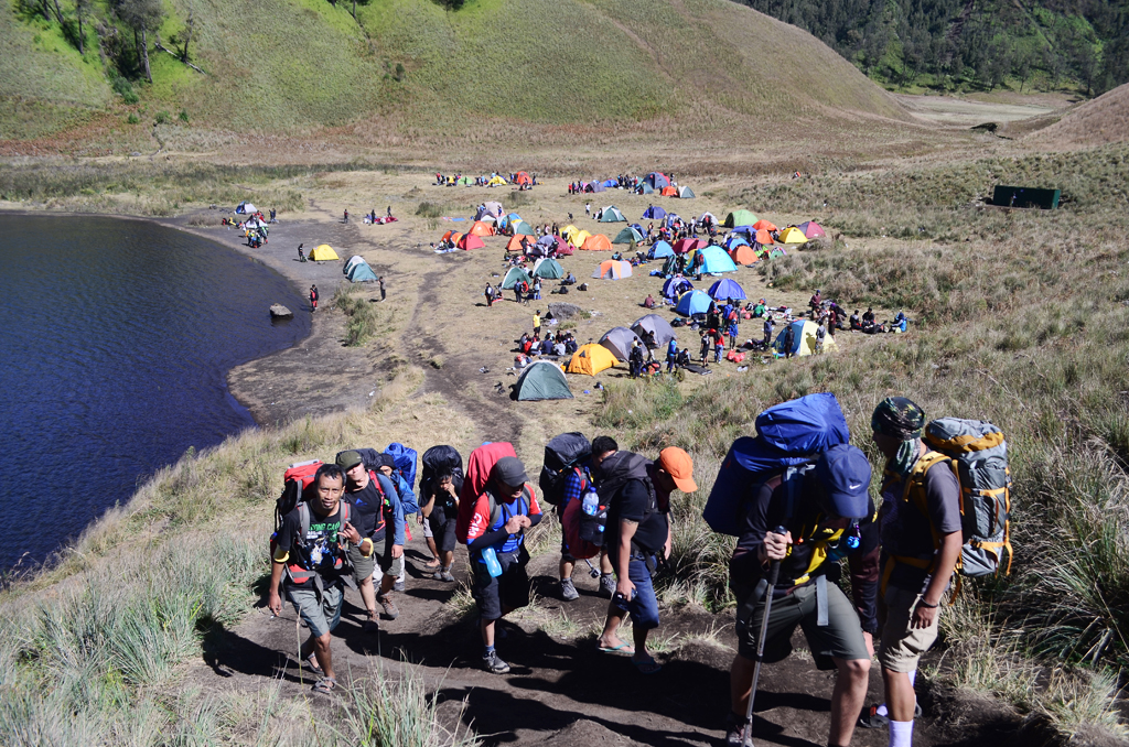 Pendakian Gunung Semeru Bakal Dibuka Kembali Awal Oktober 2020 Mendatang