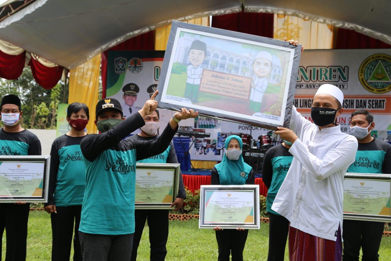 Ponpes Asy Syarifiy , Pesantren Ramah Lingkungan
