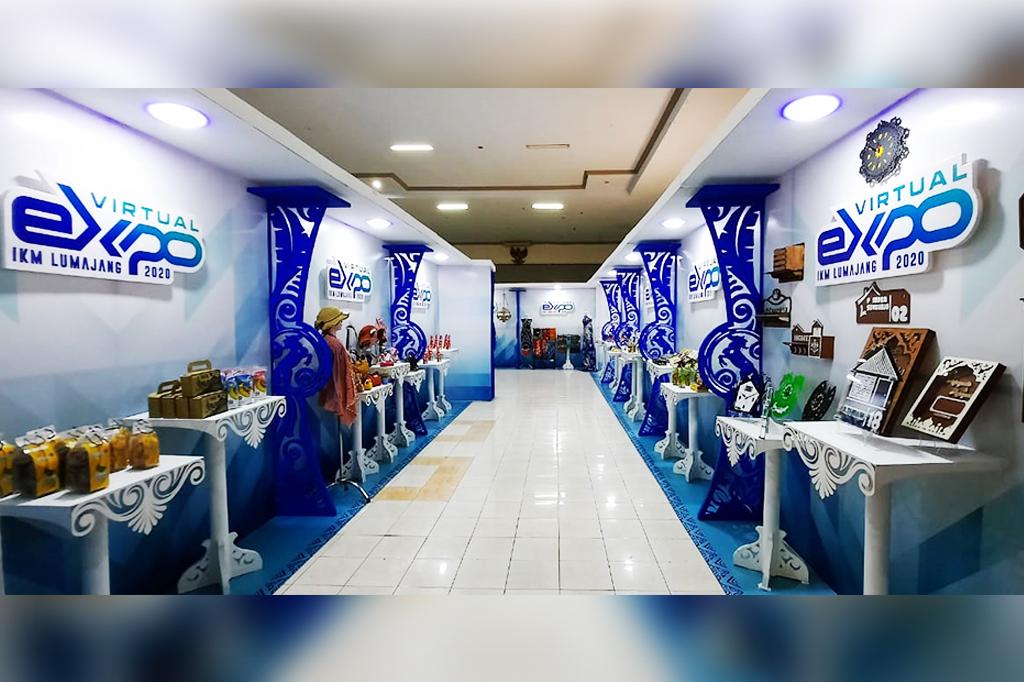 Pulihkan Ekonomi, Pemkab Fasilitasi Virtual Expo bagi IKM/UKM di Lumajang