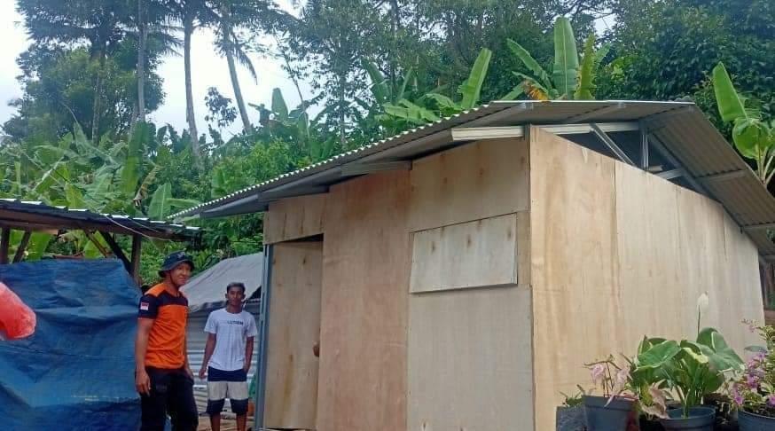 Sembilan Huntara Siap Dihuni Korban Gempa