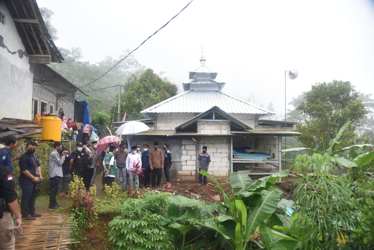 Pemkab Lumajang Terus Berikhtiar Untuk Terealisasi Bantuan Dari BNPB